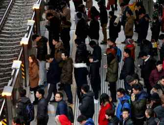 Beijing Subways Considering To Use Bio-Recognition Technology