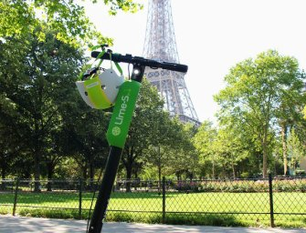 Lime Bringing Electric Scooters to Paris