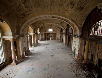 Michigan Central Station To Become Ford's New Mobility Lab