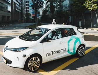 Nutonomy Gets a Boston-Wide Go Ahead For Testing Autonomous Cars