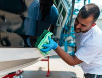 5 Boat Cleaning Tips to Get You Sailing in Style