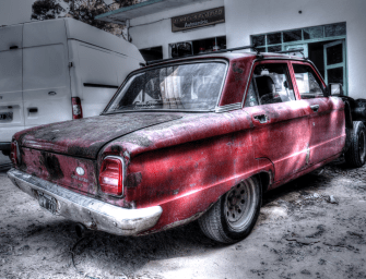 Top 5 Ways to Make Money from Your Old Car