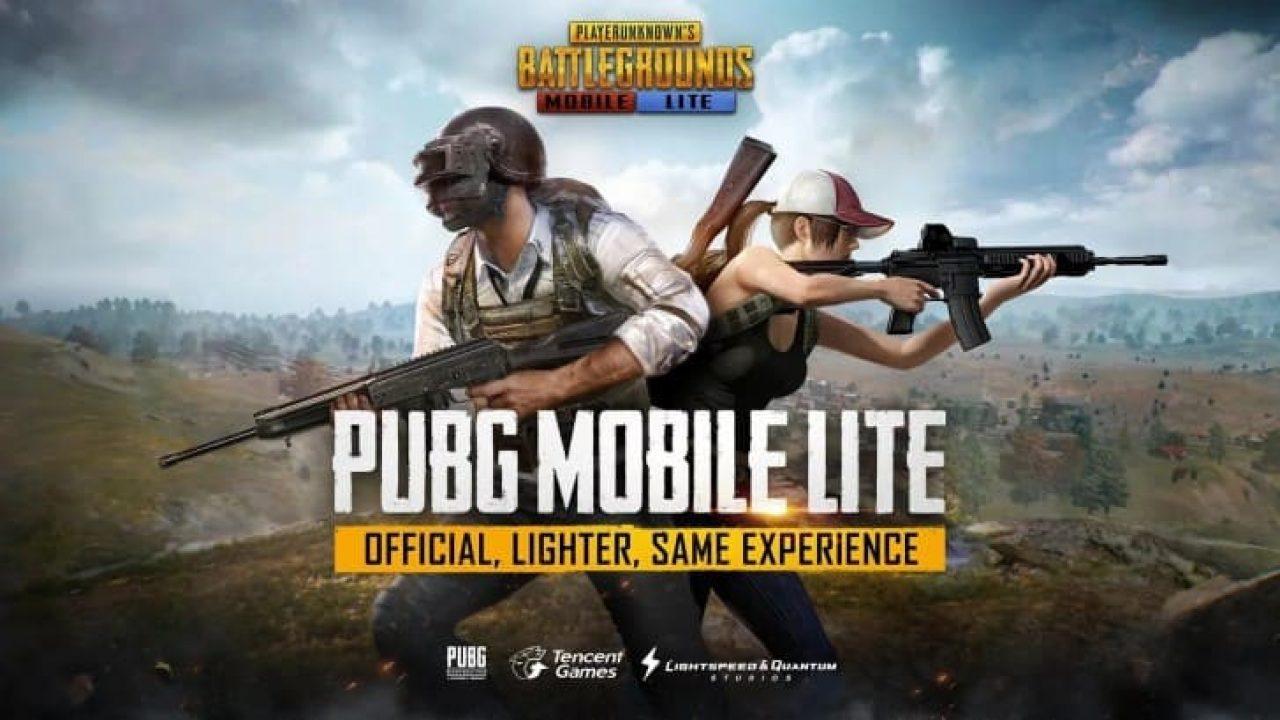 PUBG Mobile Lite: optimizado para móviles con menos de 2 GB de RAM