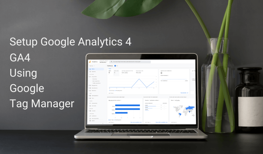 Google Analytics 4 - GA4 - Setup