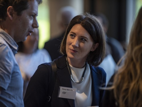 Member Investment networking event with ADV Fiona Melville
