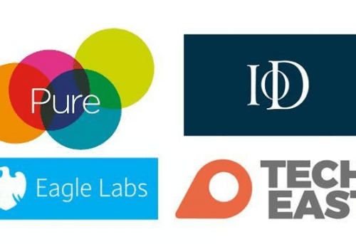 Tech Leaders Group meeting for east of england. Tech East Pure IOD Barclays Eagle Lab