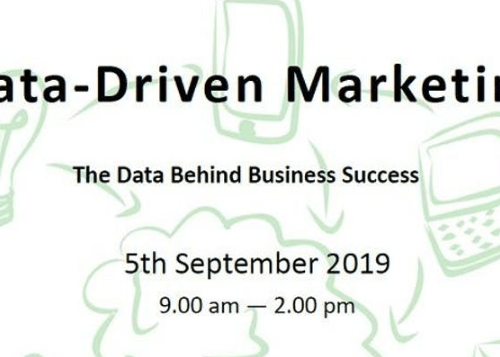 Essex Business School event on Data driven marketing