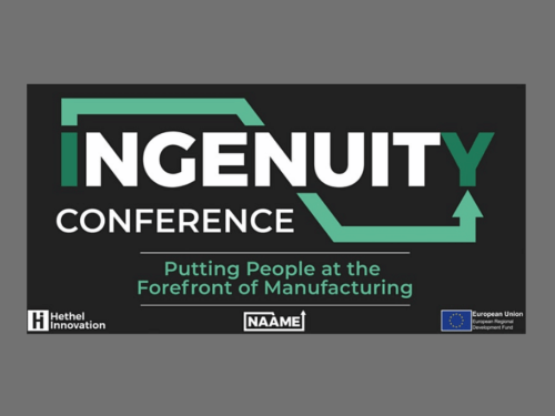 NAAME Ingenuity Conference, 19th February 2020