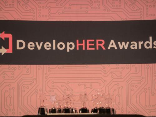 DevelopHer Awards 2020