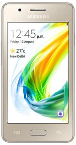 Samsung Tizen Z2 front