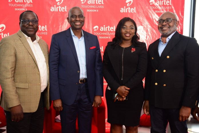 Airtel Touching Lives season 5 launch 1