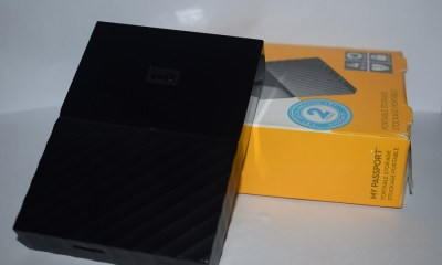 MY Passport 4 TB