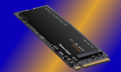 WD black sn750 NVMe Gaming ssd