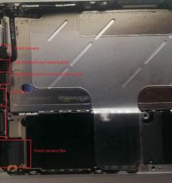 side wards view of the logic board  [ 2195 x 1515 Pixel ]