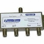 4-Way Splitter – 1 Port DC Pass 900-2300 Mhz