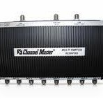 Channel Master 3×8 Multiswitch