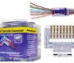 Connector – Cat6 EZ RJ45® 100PCS – JAR