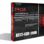 Best 8HD -180D Adjustable 45-80 mi/70-130 km UHF Antenna