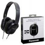 Panasonic Noise Canceling Stereo Headphones