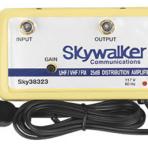 Skywalker 25dB Amplifier VHF/UHF/FM w/ Variable Gain