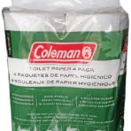 Coleman Biodegradable Rapid-Dissolve Toilet Paper 4-Pack