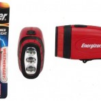 Energizer Weatheready 3-LED Carabiner Crank Light – Never Needs Batteries!