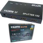 4K X 2K HDMI 1X2 SPLITTER