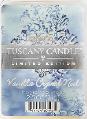 2.5 Oz 6PK Fragrance Melts – Tuscany Candle Limited Edition Vanilla Crystal Noel