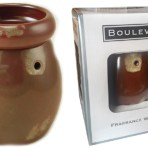 Boulevard Terra Cotta Urn Tabletop Fragrance Warmer – Use with Wax Melts!