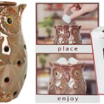 Boulevard / Tuscany Candle Fragrance Warmers – Use with Fragrance Melts!