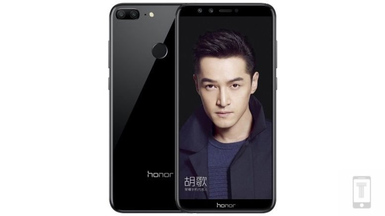huawei honor 9 lite with dull-view