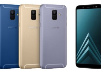 samsung galaxy a6 and a6 plus