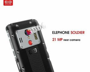 elephone soldier camera review
