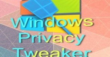 Windows Privacy Tweaker Download Free