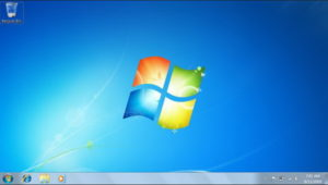 Start Windows 7