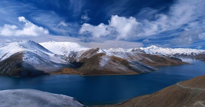 Mountains in Tawang - Techexpedia