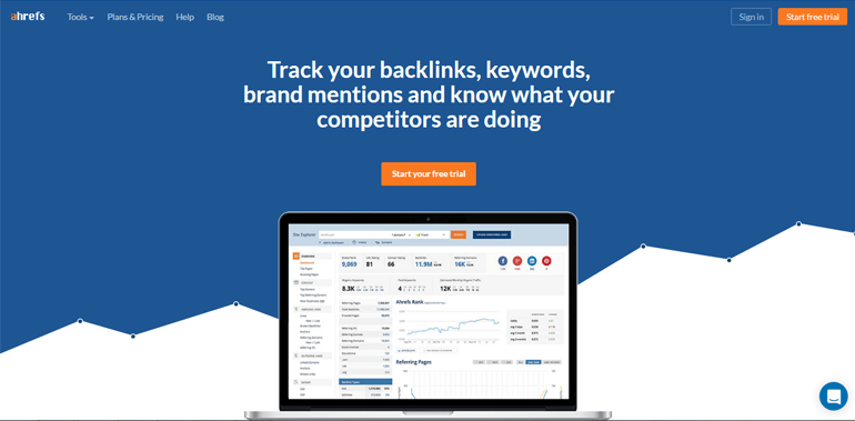 ahrefs Top 15 Most Recommended SEO Tools!
