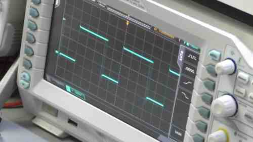 small resolution of my oscilloscope