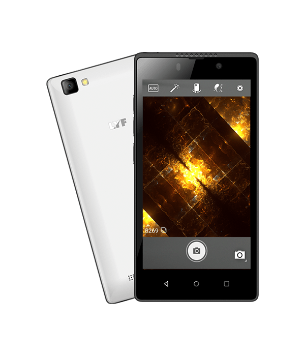 LYF F8 Smartphone comes with Android Marshmallow unveiled at Rs 4199