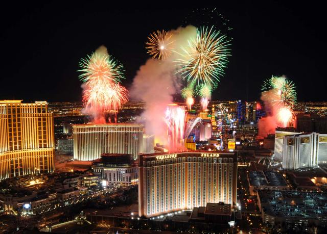 New Year Eve destinations