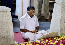 panneerselvam Fight continues
