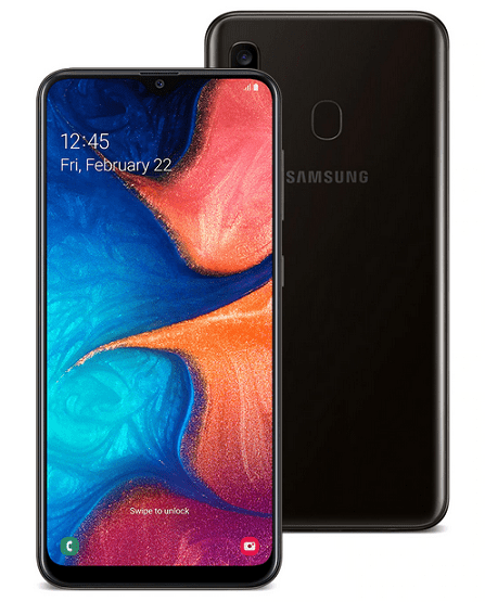 Samsung-Galaxy-A20-Specs-and-Price-in-Nigeria