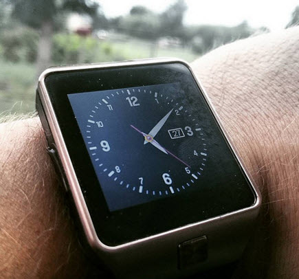 DZ09 Smartwatch Review - Smartwach phone With the Pedometer