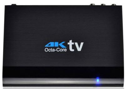 RK3368 TV Box