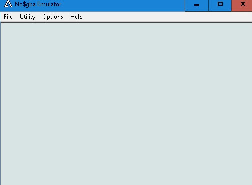 NO$GBA Emulator