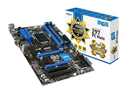 MSI LGA 1150 H81M-P33