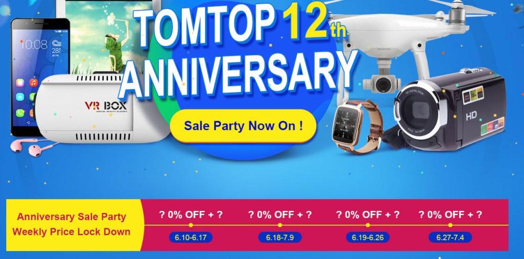 TomTop Online Shop