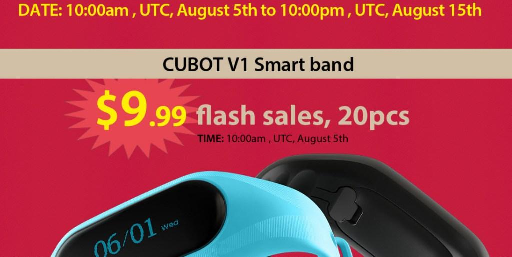 Cubot Flash Sale