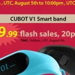 TomTop – Cubot Flash Sale