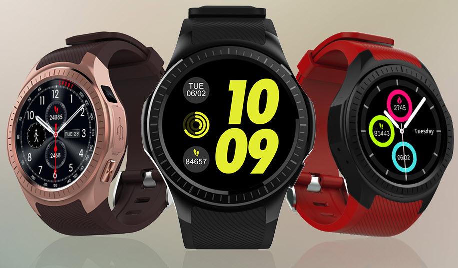 Microwear L1 Smartwatch